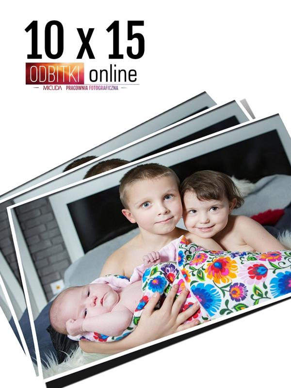 10x15 Odbitka wywoływanie drukowanie zdjęć online