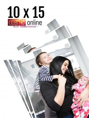 10x15 Odbitka wywoływanie drukowanie zdjęć online ilford