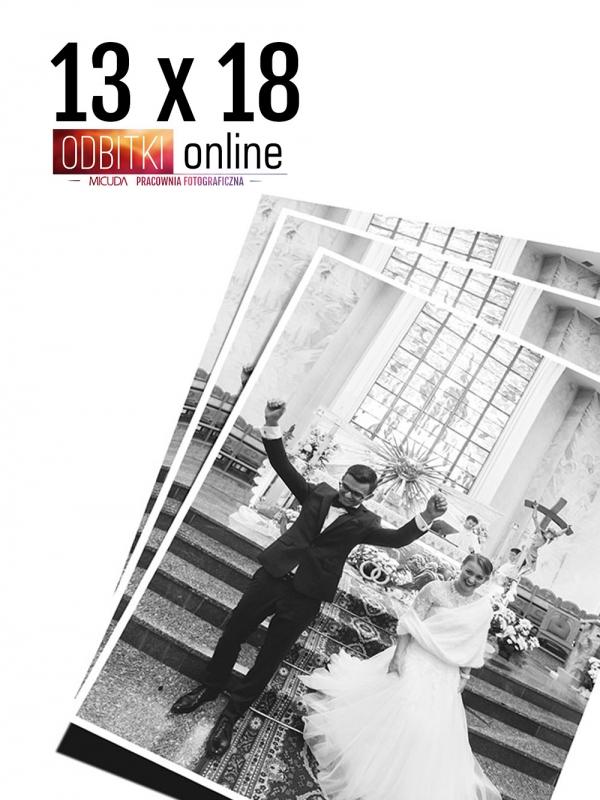 13x18 Odbitka wywoływanie drukowanie zdjęć online ilford