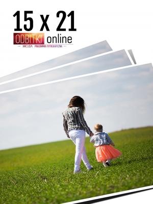 15x21 Odbitka wywoływanie drukowanie zdjęć online ilford