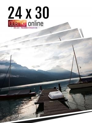 24x30 Odbitka wywoływanie drukowanie zdjęć online ilford