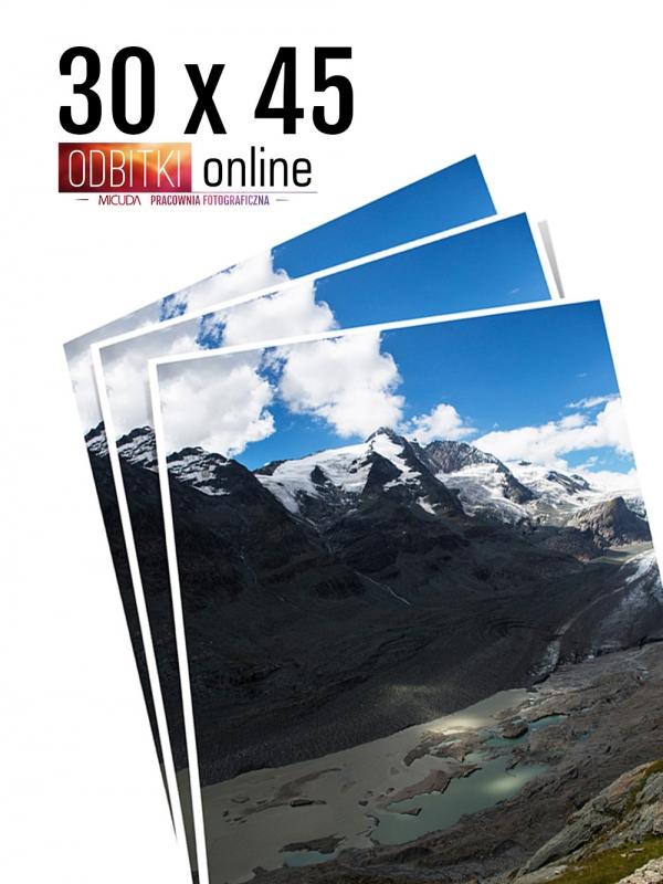 30x45 Odbitka wywoływanie drukowanie zdjęć online