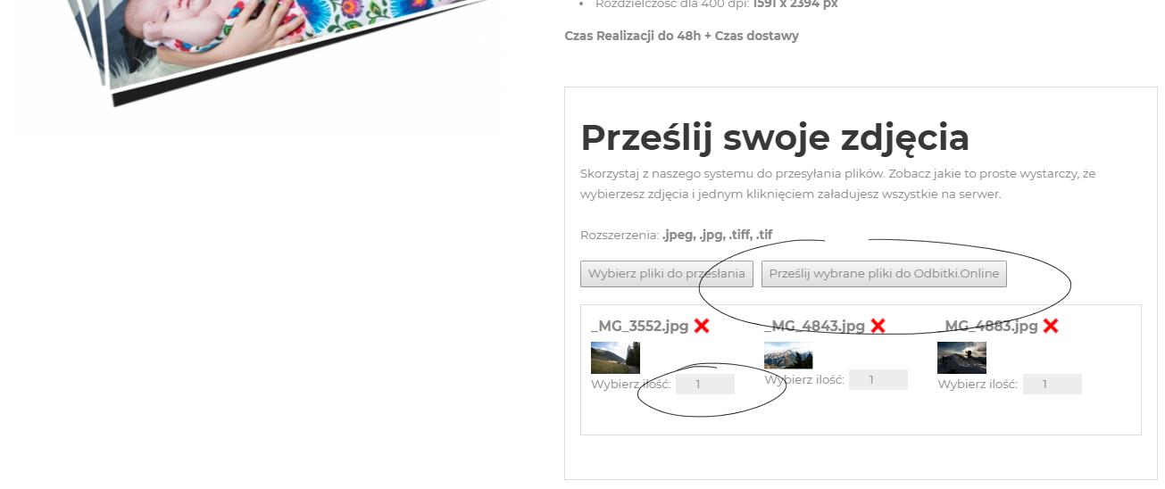 02 - Jak zamawiać Instrukcja Odbitki Online Micuda Pracownia