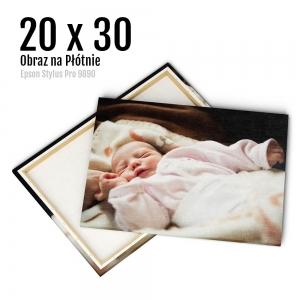 1 Canvas zdjęcia na płótnie obraz kraków Odbitki Online Micuda 20x30 cm