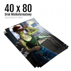 1 Odbitki dużego formatu wydruk zdjęć plakatów pracownia fotograficzna micuda 40x80 cm