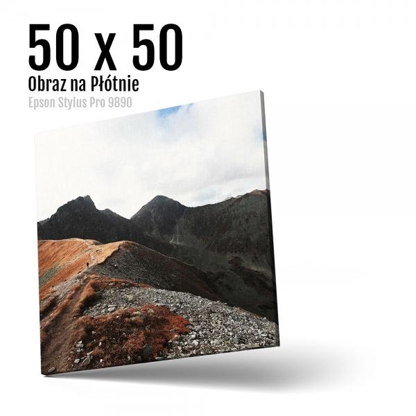 10 Foto obrazy na płótnie z własnego zdjęcia Online 50x50 cm