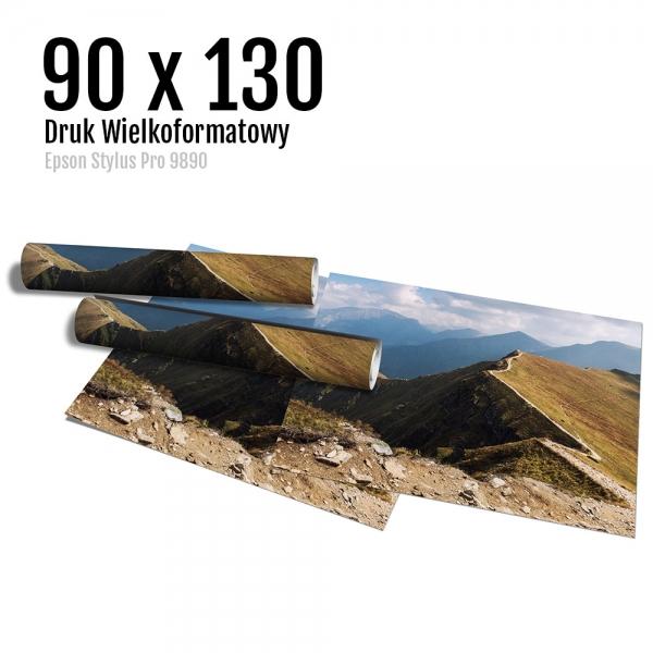 11 Wydruk dużych zdjęć druk posterów odbitki online micuda 90x130 cm