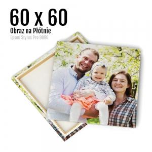 12 Canvas zdjęcia na płótnie obraz kraków Odbitki Online Micuda 60x60 cm
