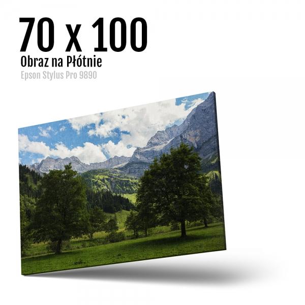 13 Foto obrazy drukowane na płótnie Odbitki Micuda 70x100 cm