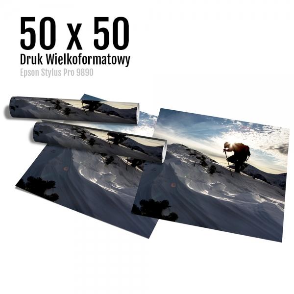 13 Wydruk dużych zdjęć druk posterów odbitki online micuda 50x50 cm