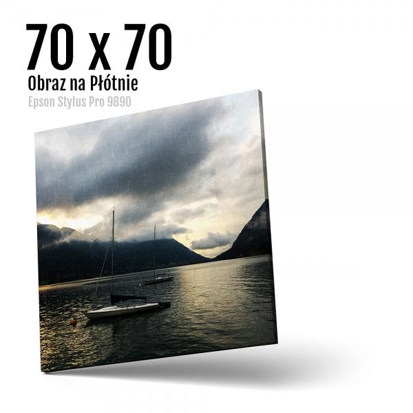 14 Foto obrazy na płótnie z własnego zdjęcia Online 70x70 cm