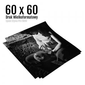 14 Odbitki dużego formatu wydruk zdjęć plakatów pracownia fotograficzna micuda 60x60 cm