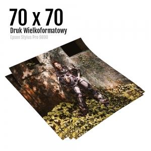 15 Odbitki dużego formatu wydruk zdjęć plakatów pracownia fotograficzna micuda 70x70 cm