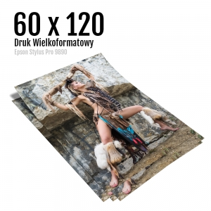 3 Odbitki dużego formatu wydruk zdjęć plakatów pracownia fotograficzna micuda 60x120 cm