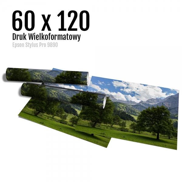 3 Wydruk dużych zdjęć druk posterów odbitki online micuda 60x120 cm
