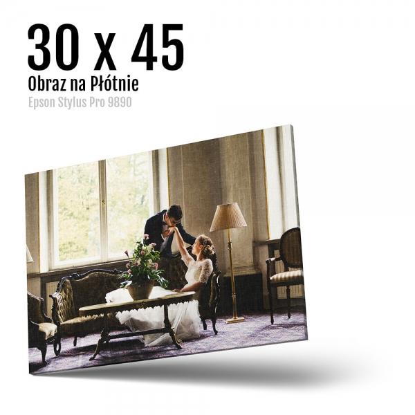 5 Foto obrazy drukowane na płótnie Odbitki Micuda 30x45 cm