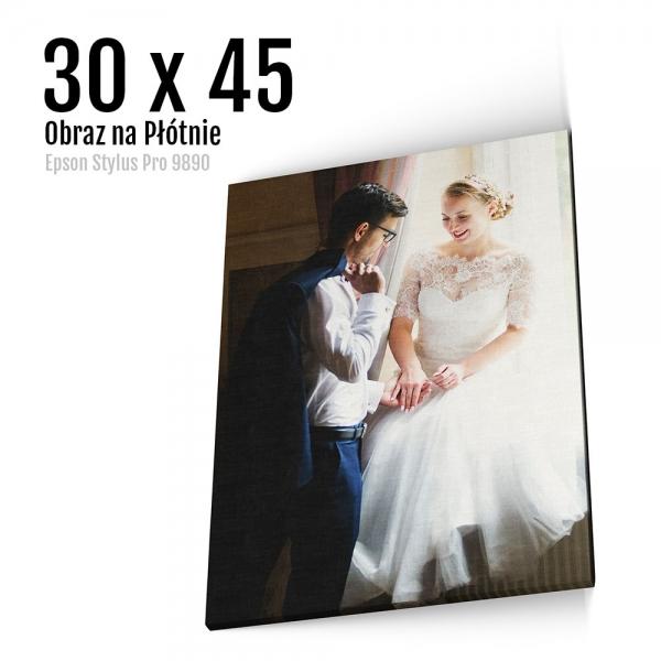 5 Foto obrazy na płótnie z własnego zdjęcia Online 30x45 cm