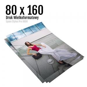 5 Odbitki dużego formatu wydruk zdjęć plakatów pracownia fotograficzna micuda 80x160 cm