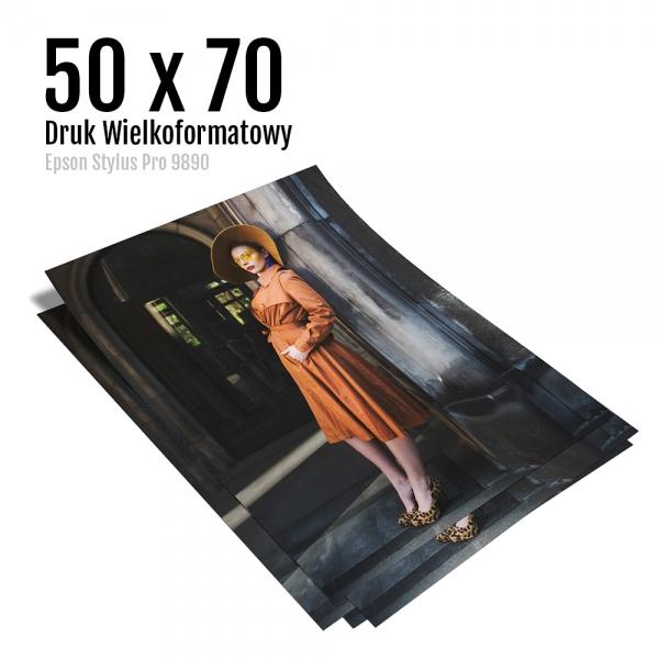 8 Odbitki dużego formatu wydruk zdjęć plakatów pracownia fotograficzna micuda 50x70 cm