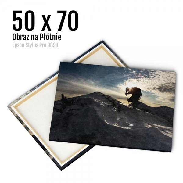 9 Canvas zdjęcia na płótnie obraz kraków Odbitki Online Micuda 50x70 cm