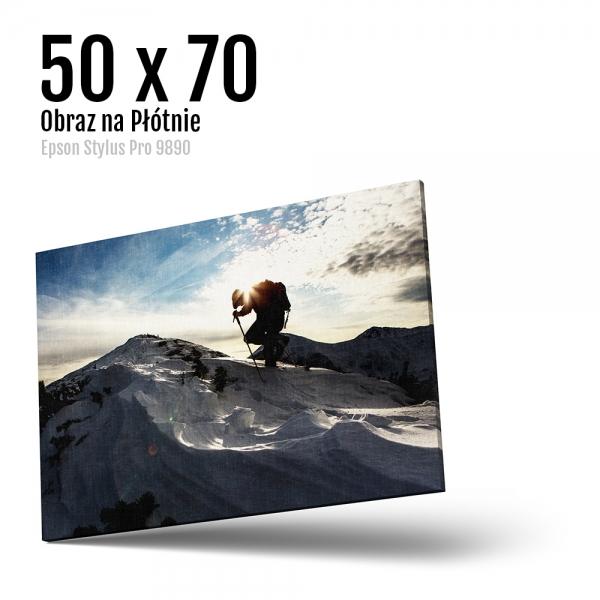 9 Foto obrazy drukowane na płótnie Odbitki Micuda 50x70 cm