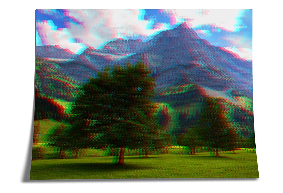 Styl - 3D - Wydruk Wielkoformatowy Obrazy Ploter