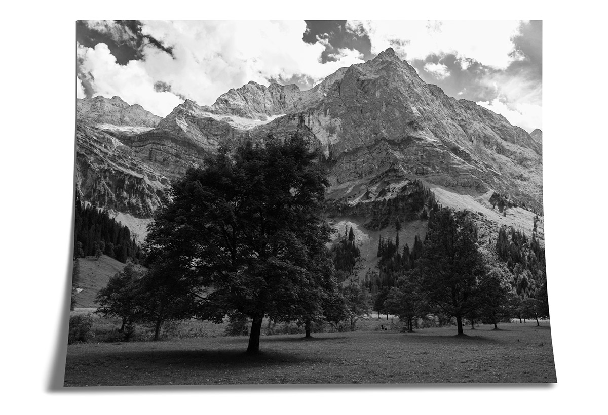 Styl - Czarno-Biały - Wydruk Wielkoformatowy Obrazy Ploter