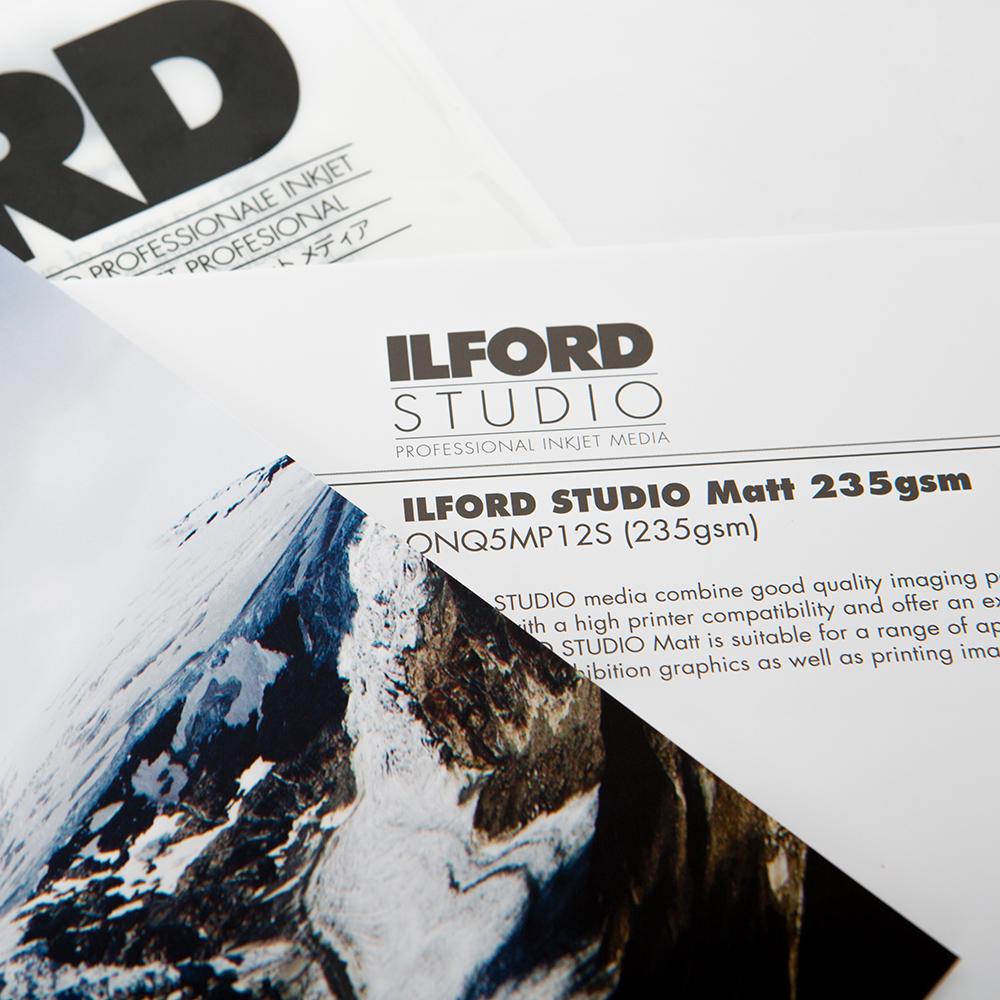 Ilford 235 Matt - Matowy Odbitka