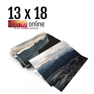 Odbitka 13x18 cm ILFORD Wywoływanie Zdjęć 3