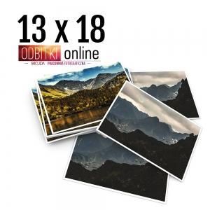 Odbitka 13x18 cm ILFORD Wywoływanie Zdjęć 5