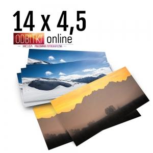 Odbitka 14x4,5 cm ILFORD Panorama Zdjęcie Panoramiczne 1