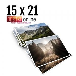 Odbitka 15x21 cm ILFORD Wywoływanie Zdjęć 4