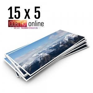 Odbitka 15x5 cm ILFORD Panorama Zdjęcie Panoramiczne 3