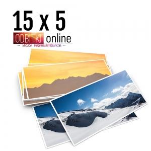 Odbitka 15x5 cm ILFORD Panorama Zdjęcie Panoramiczne 4