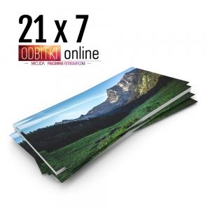Odbitka 21x7 cm ILFORD Panorama Zdjęcie Panoramiczne 2