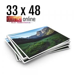 Odbitka 33x48 cm ILFORD Wywoływanie Zdjęć 6