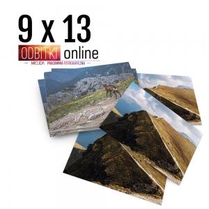 Odbitka 9x13 cm ILFORD Wywoływanie Zdjęć 2