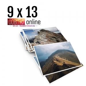 Odbitka 9x13 cm ILFORD Wywoływanie Zdjęć z Ramką 3