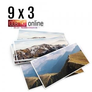 Odbitka 9x3 cm ILFORD Panorama Zdjęcie Panoramiczne 4