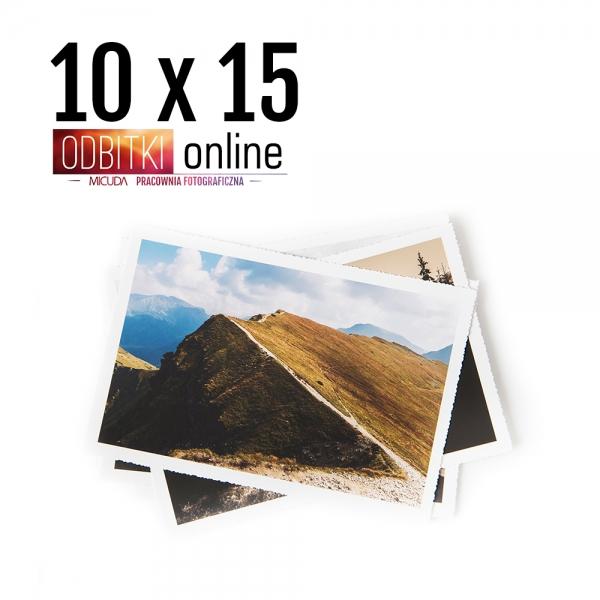 Odbitka Zdjęcie RETRO ILFORD 10x15 cm Pracownia Fotograficzna Micuda 1