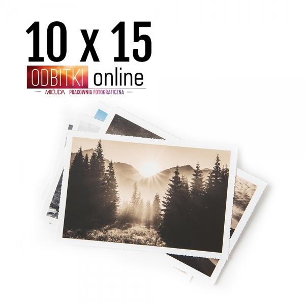 Odbitka Zdjęcie RETRO ILFORD 10x15 cm Pracownia Fotograficzna Micuda 2