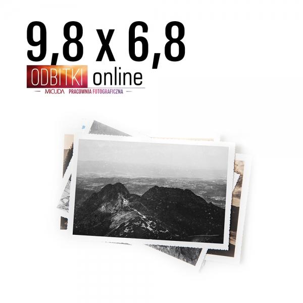 Odbitka Zdjęcie RETRO ILFORD 9,8x6,8 cm Pracownia Fotograficzna Micuda 3