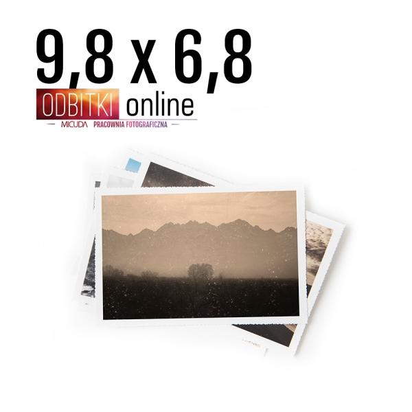Odbitka Zdjęcie RETRO ILFORD 9,8x6,8 cm Pracownia Fotograficzna Micuda 5