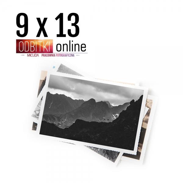 Odbitka Zdjęcie RETRO ILFORD 9x13 cm Pracownia Fotograficzna Micuda 2