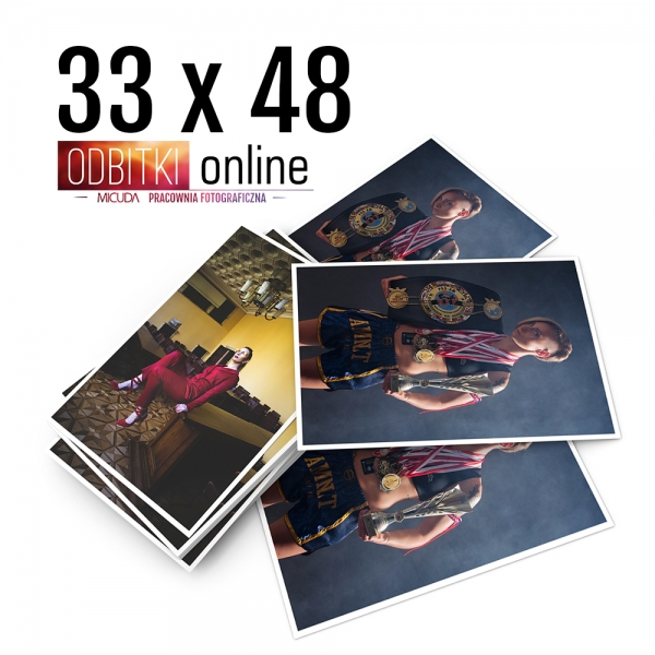 Ilford Galerie Gold Fibre Pearl 33x48 - Odbitki Zdjęcia Wydruk Fotograf Micuda