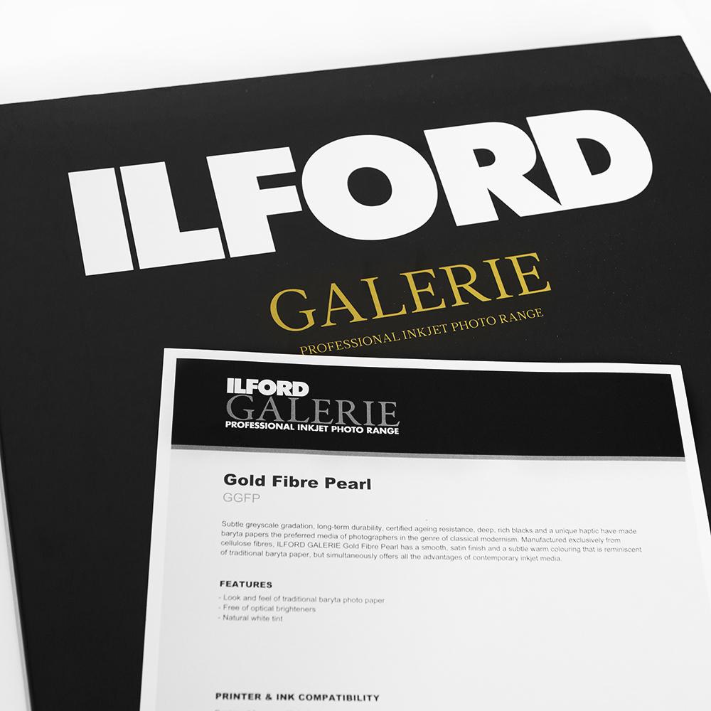 Ilford Galerie - Gold Fibre Pearl - GGFP - Odbitki Micuda
