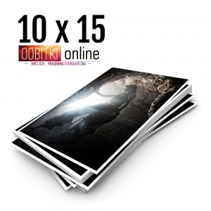 Ilford Galerie Metallic Gloss 10x15 - Odbitki Zdjęcia Wydruk Pracownia Fotograficzna