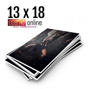 Ilford Galerie Metallic Gloss 13x18 - Odbitki Zdjęcia Wydruk Pracownia Fotograficzna