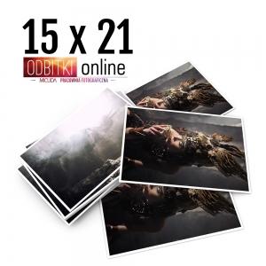 Ilford Galerie Metallic Gloss 15x21 - Odbitki Zdjęcia Wydruk Fotograf Micuda