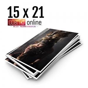 Ilford Galerie Metallic Gloss 15x21 - Odbitki Zdjęcia Wydruk Pracownia Fotograficzna